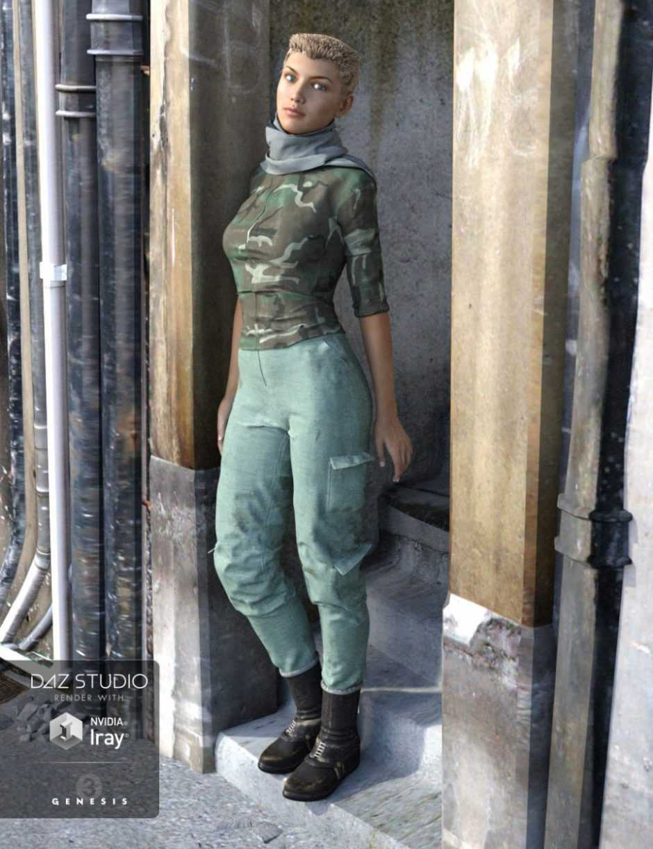 Apocalyptica for Genesis 3 Female(s)