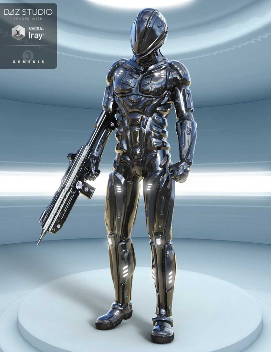 Astraios Ranger for Genesis 3 Male(s)