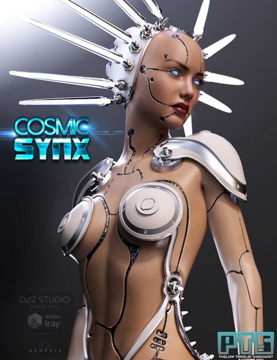 Cosmic Synx Outfit for Genesis 3 Female(s)