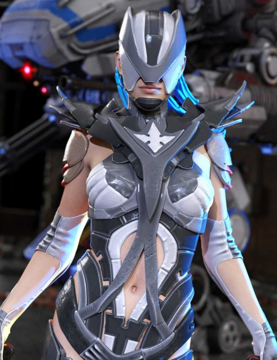 Fenix Outfit for Genesis 3 Female(s)