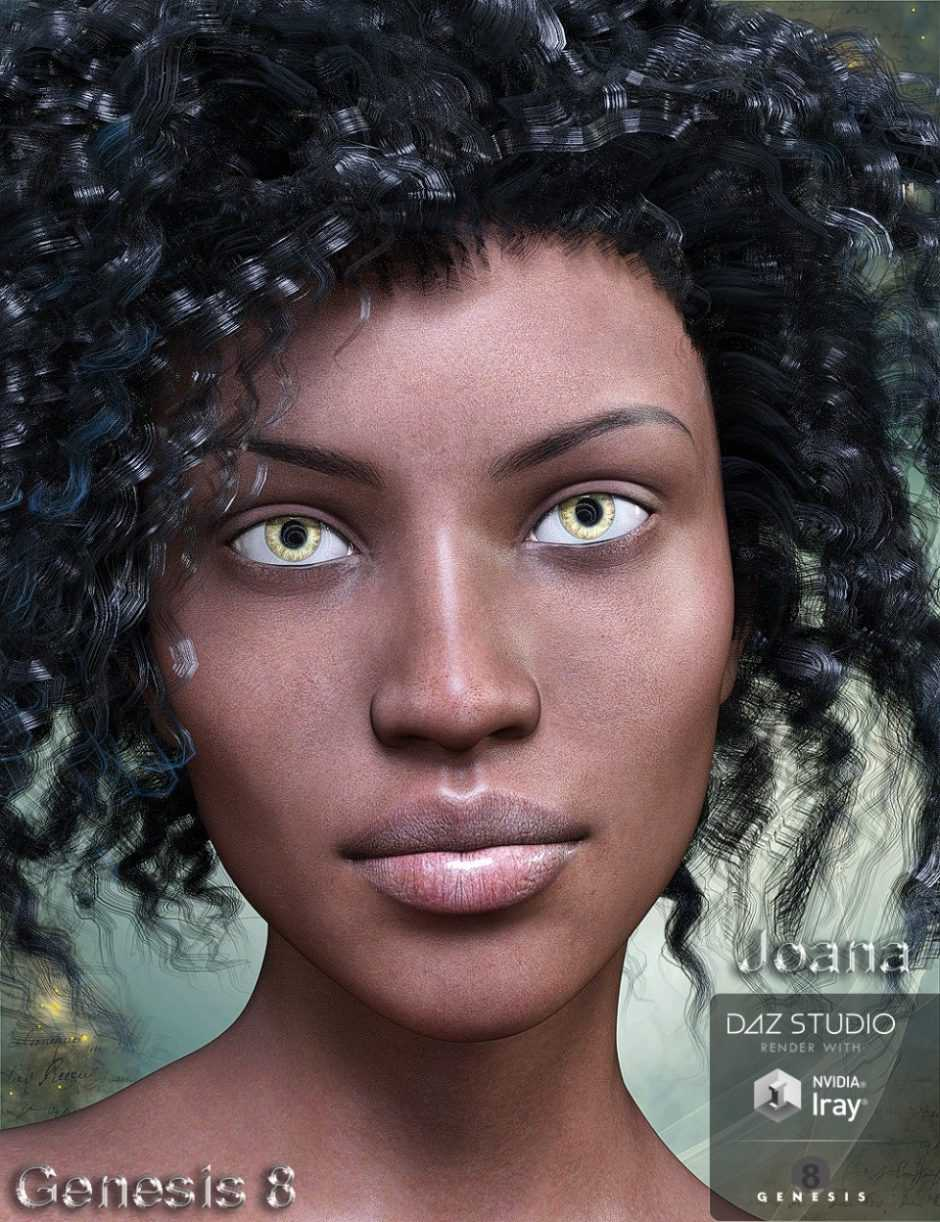 Joana for Genesis 8 Female
