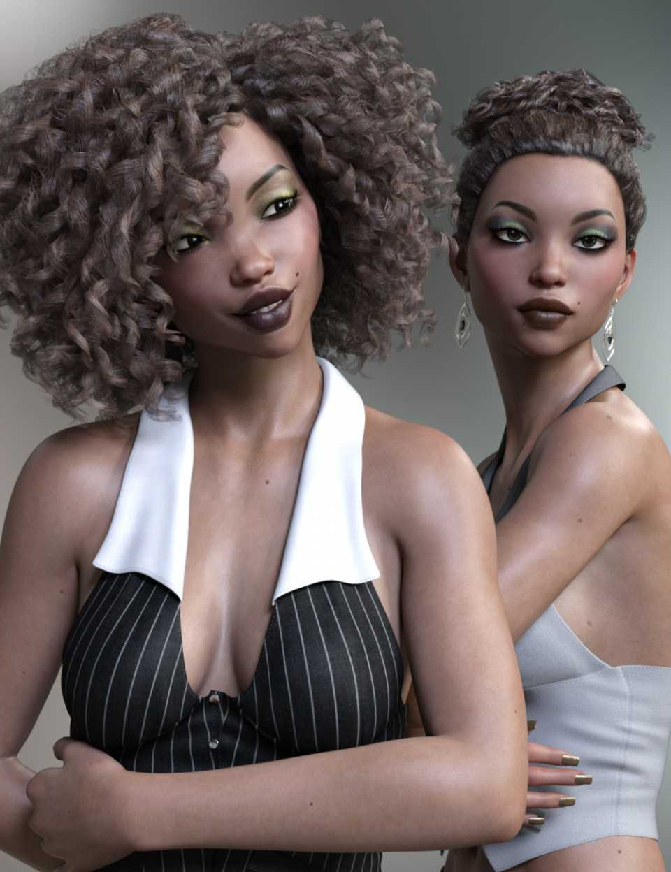 Kande and Musoke for Genesis 3 and 8 Female