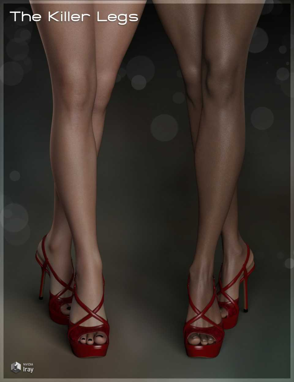 Killer Legs Morphs for Genesis 3 Female(s)