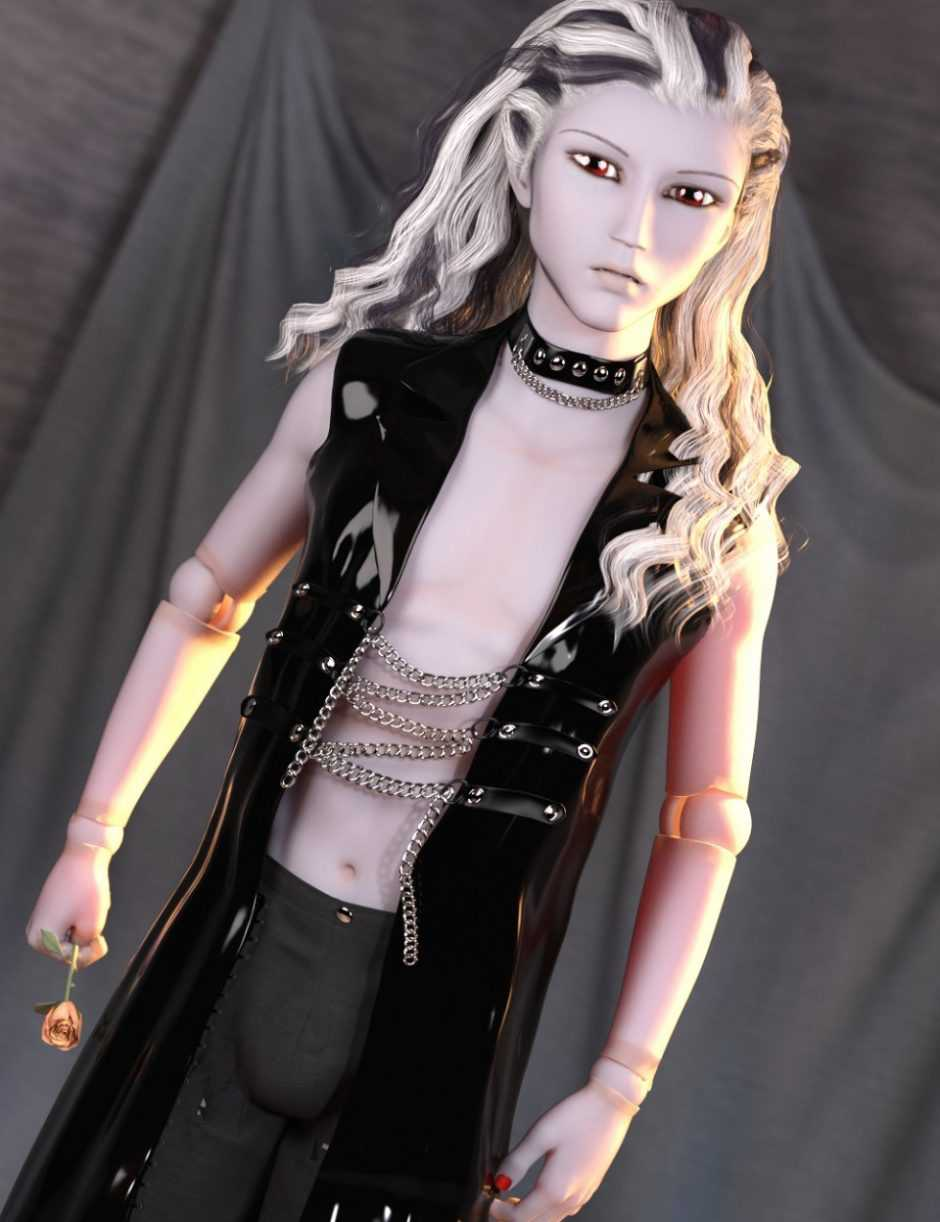 SF Ball Joint Doll Genesis 3 Male(s)