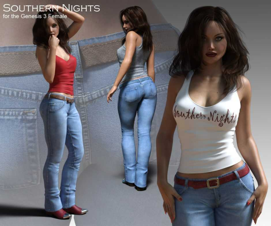 Southern Nights for Genesis 3