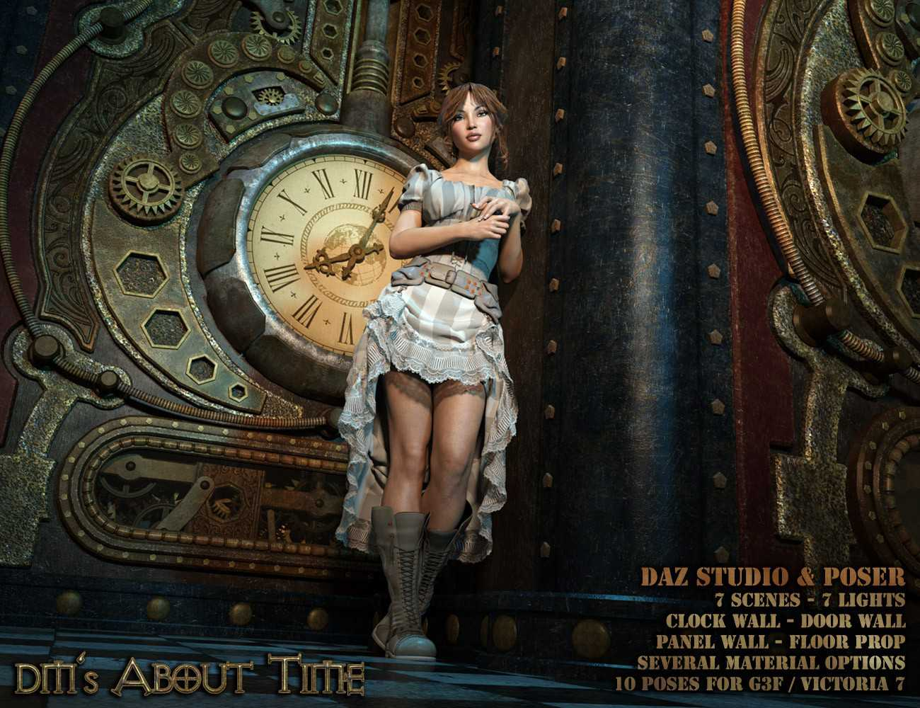 DMs – About Time