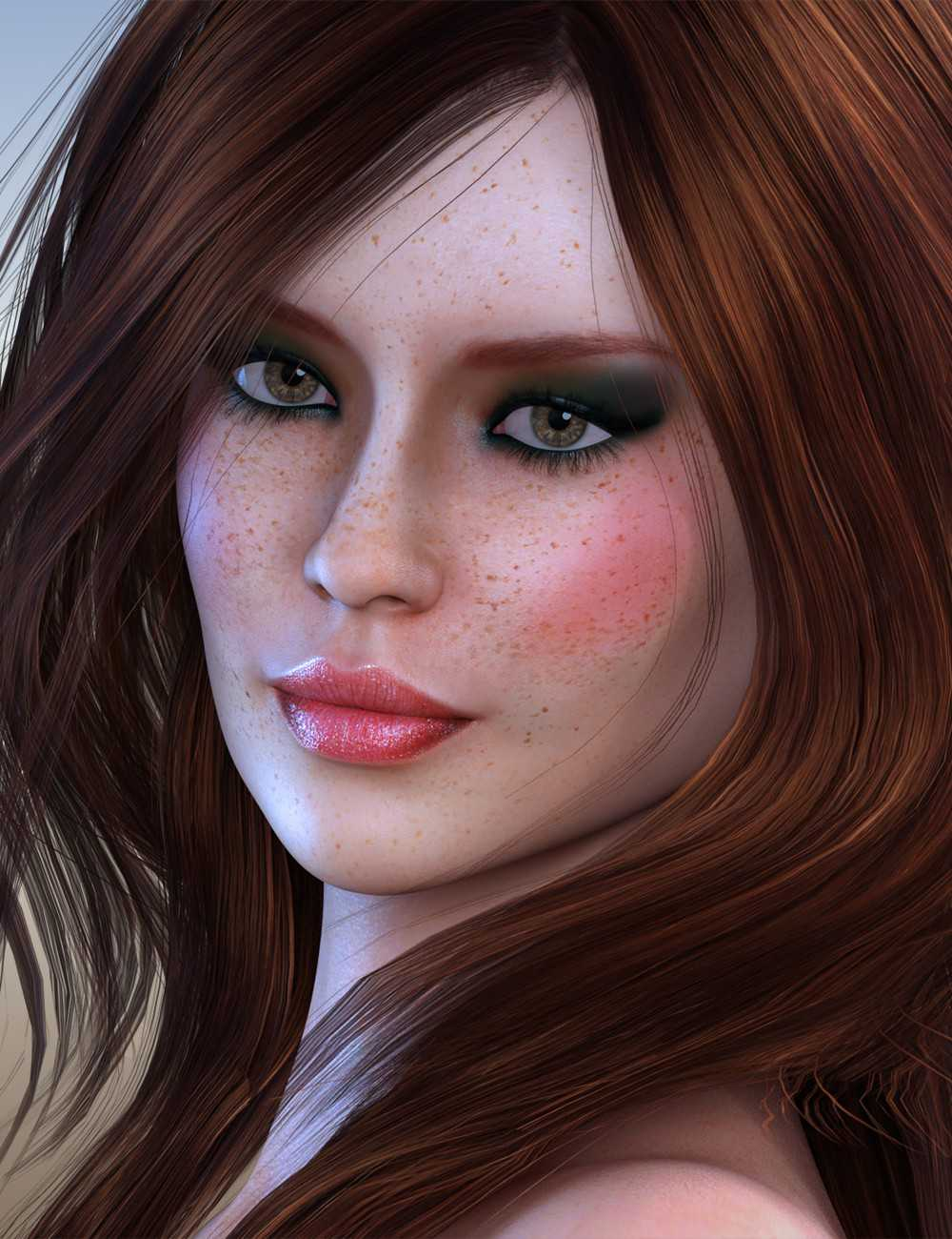 3DS Flannery for Genesis 3 Female(s)