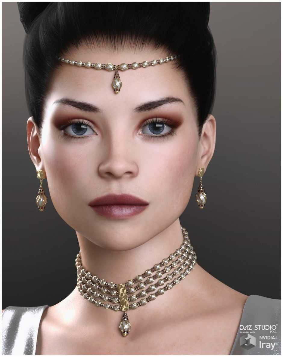 GCD Jewelry – Mila Collection for G8F