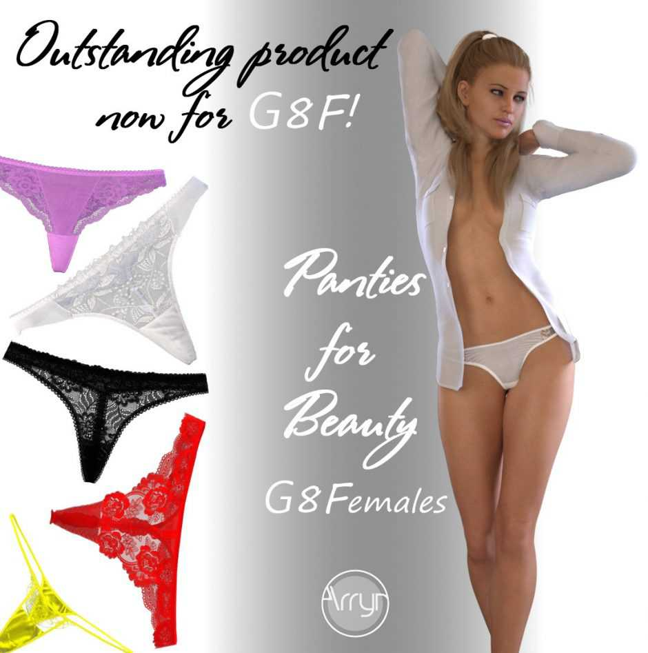 Panties for Beauty G8F