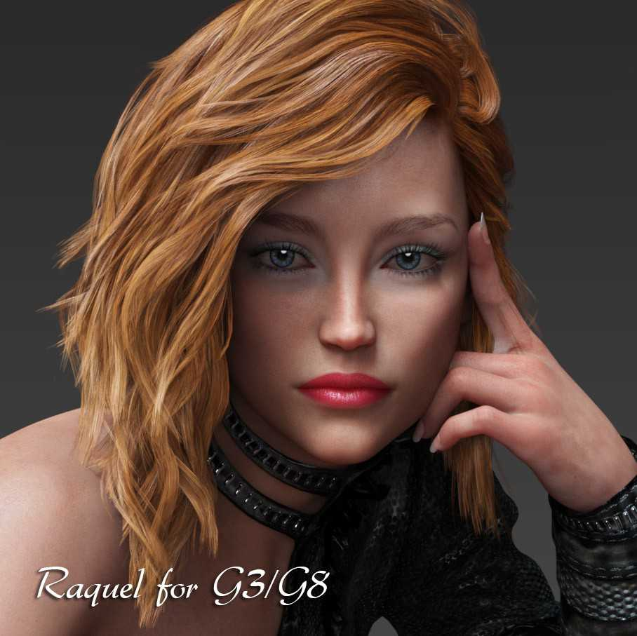 Raquel for G3 and G8