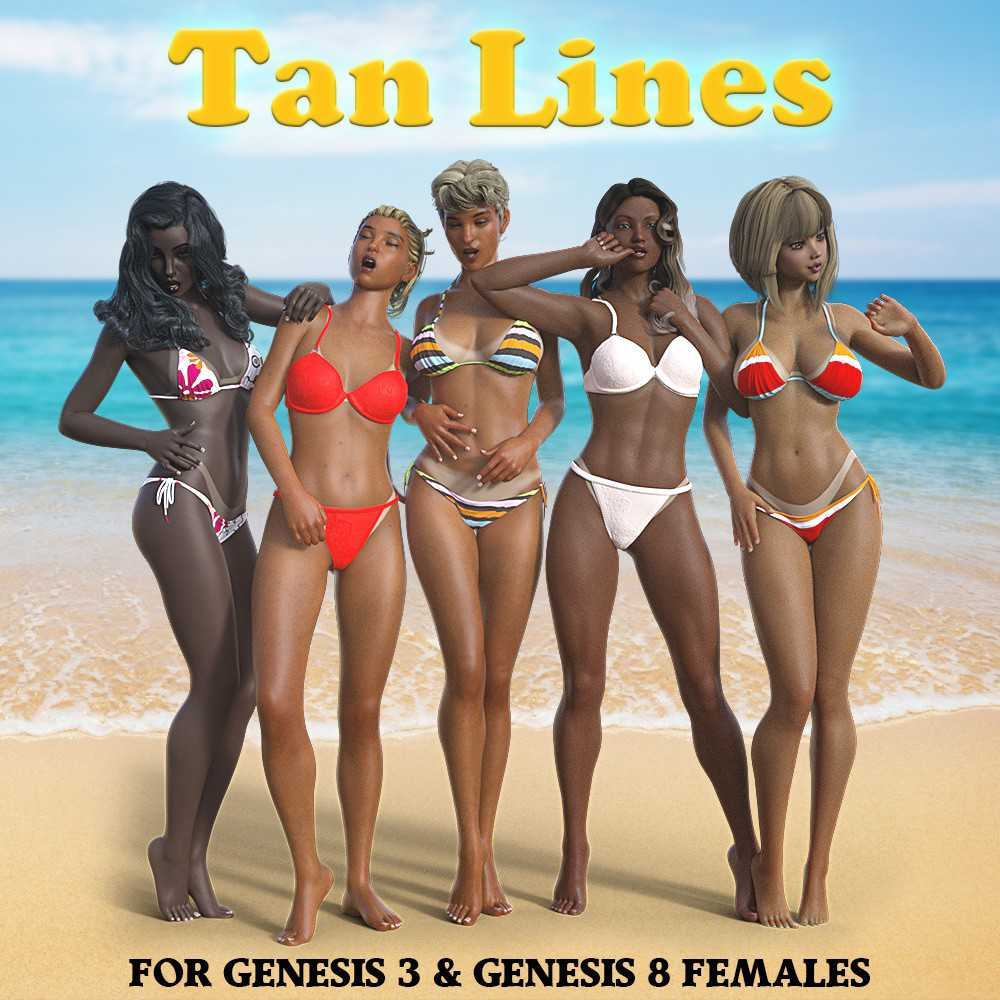 TanLines for G3F & G8F