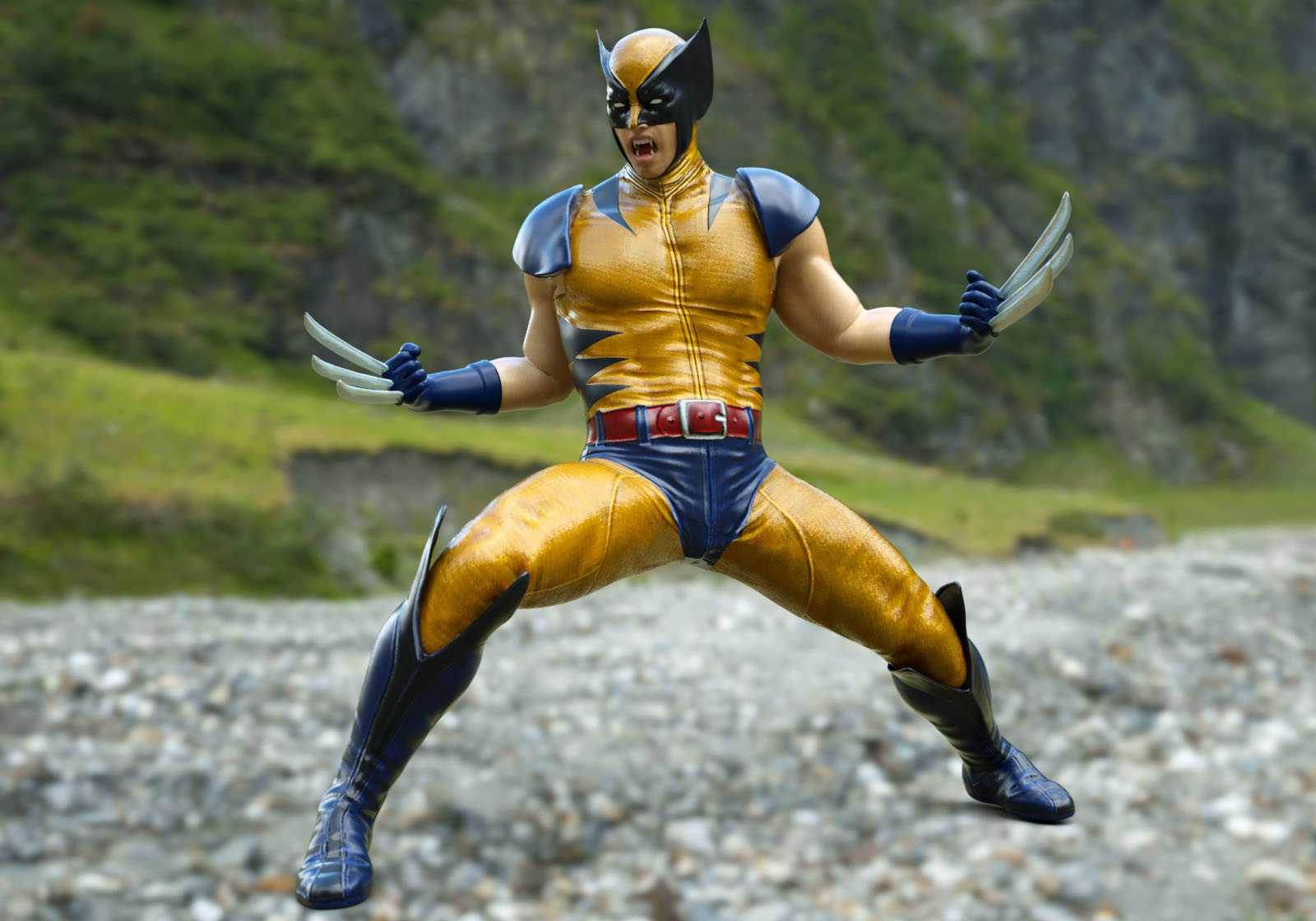 Wolverine For G3M