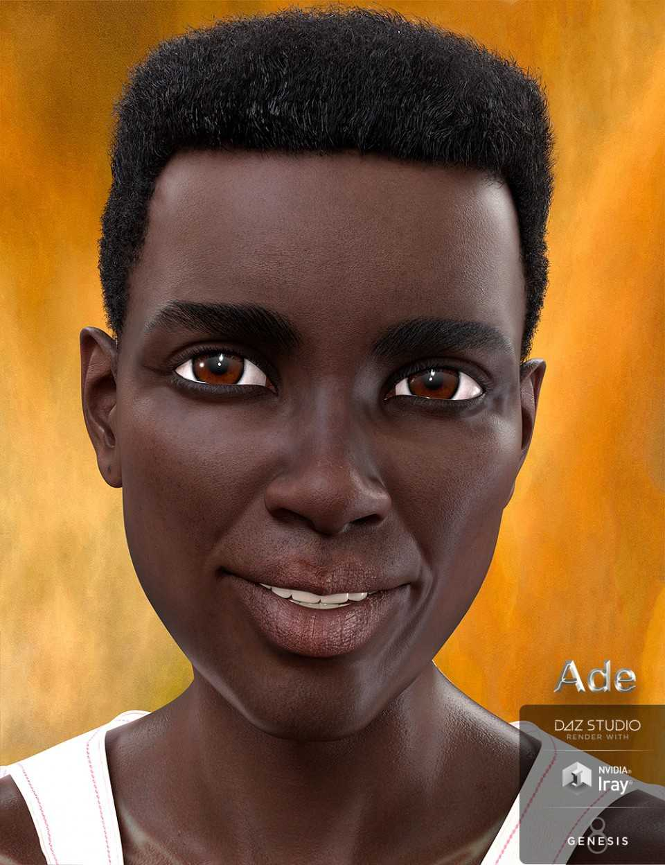 Ade for Genesis 8 Male