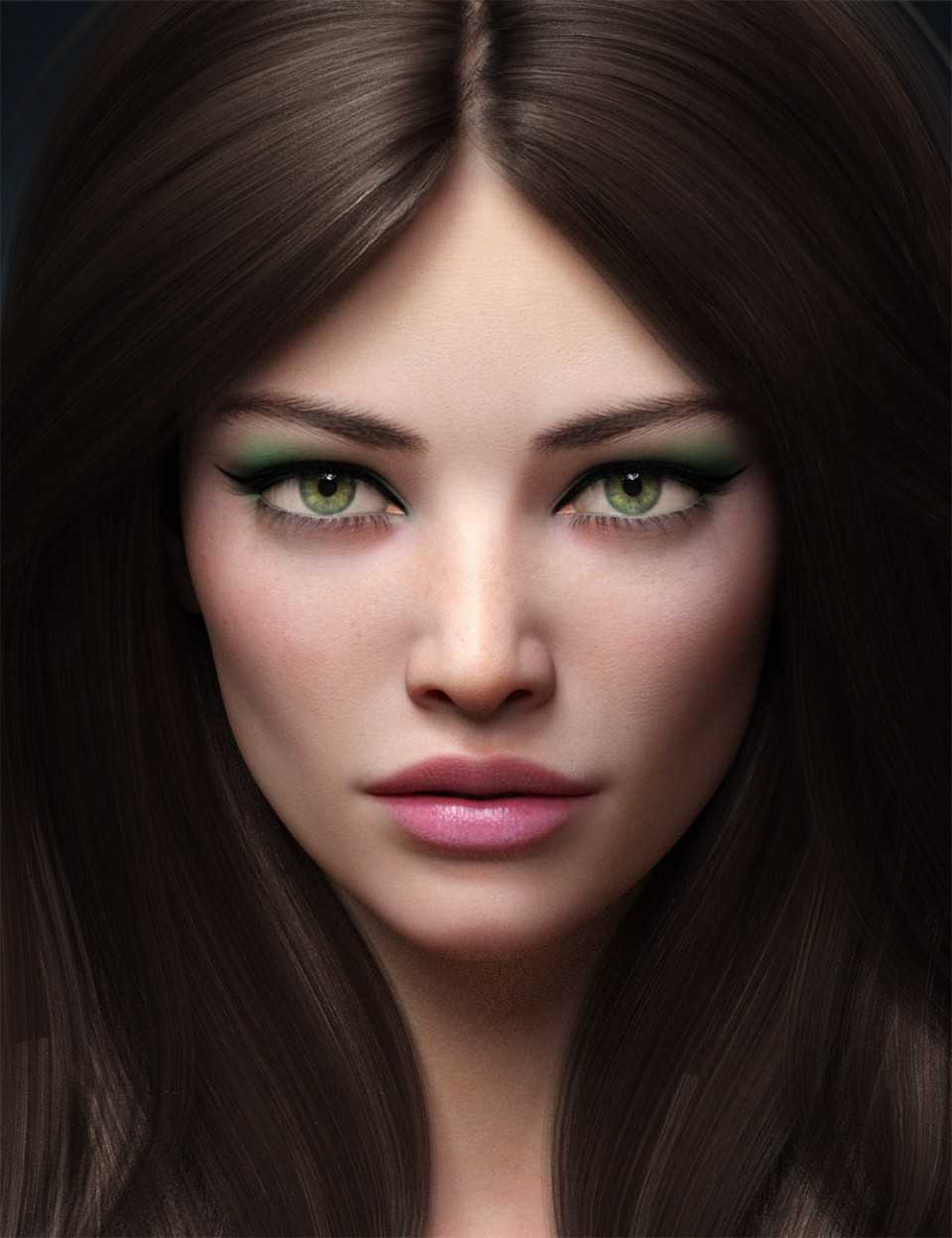 Delilah for Genesis 3 and 8 Female