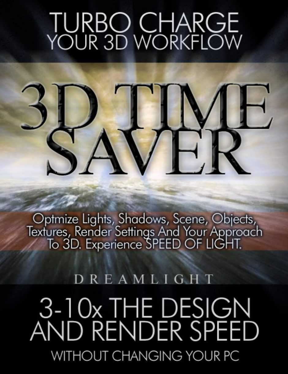 3D Time Saver - Get More Done In Less Time