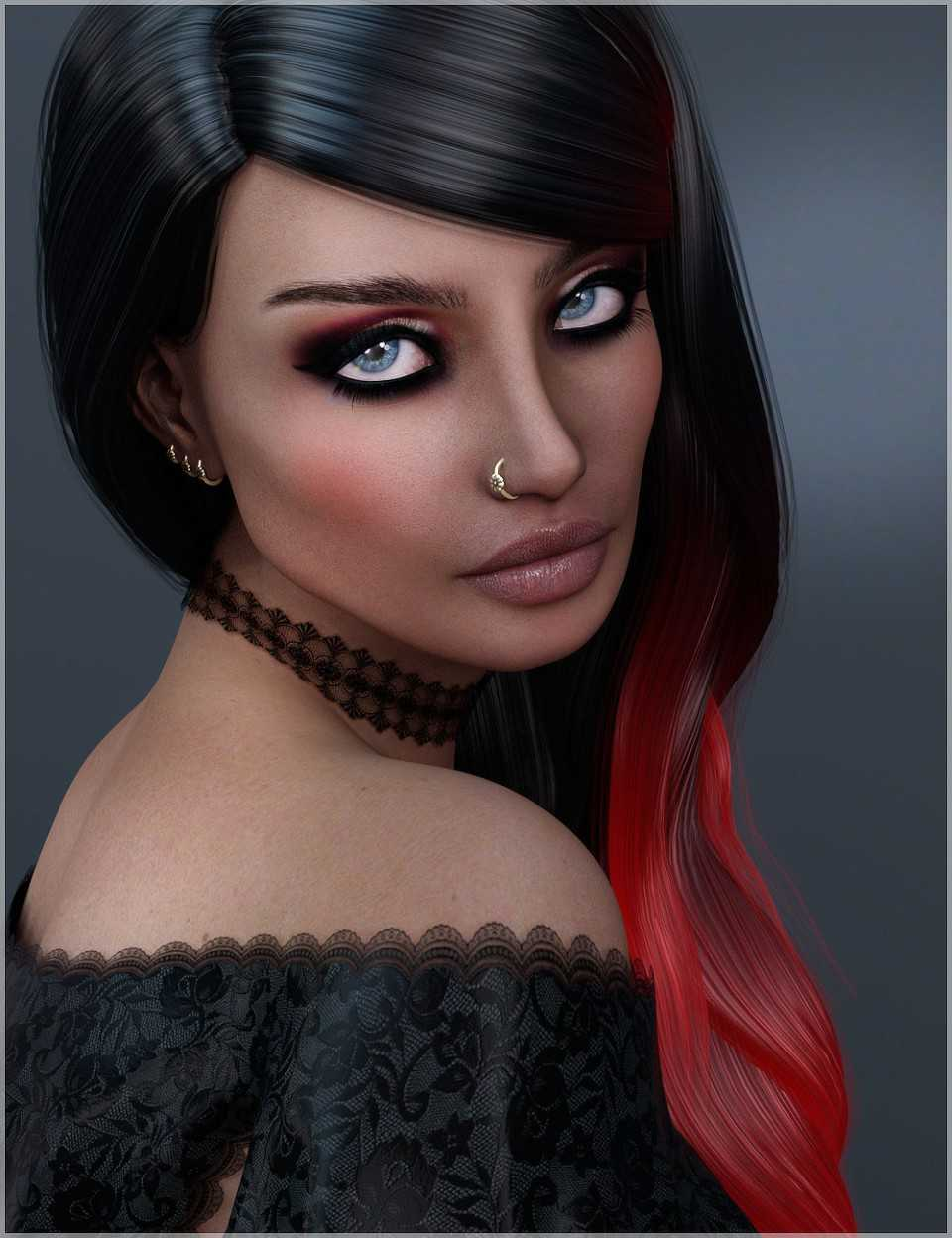 BD Nadira for Genesis 3 Female