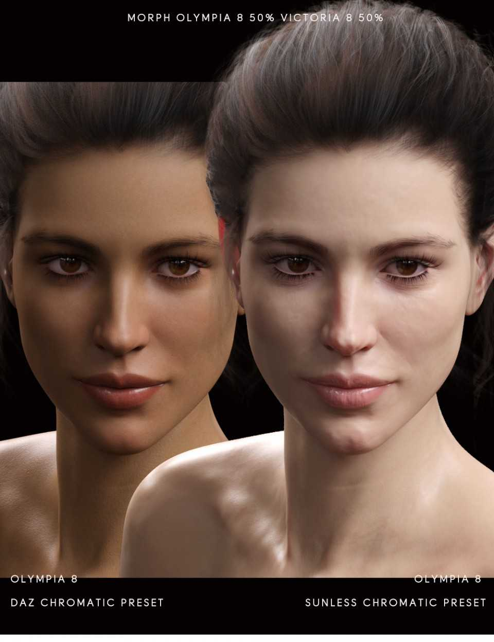 Sunless for Genesis 8 Female(s)